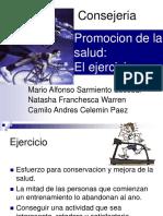 Promocion de La Salud Ejercicio