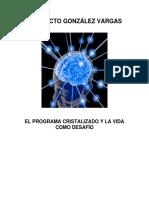 El Programa Cristalizado y La Vida Como Desafío (Benedicto González Vargas)
