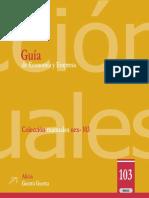 Economia y Empresa. Univ Extremadura