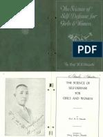 Okazaki Henry Seishiro - The Science of Self-Defense for Girls and Women