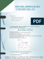 Metodo Del Hidrograma Unitario Del Scs
