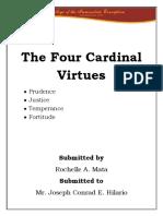 4 Virtues