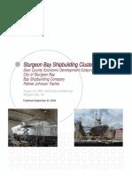 Shipbuilding Cluster Master Plan