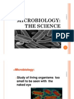 Microbiology Lecture 1