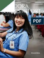 Ethics Report 2015