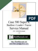 Case 580K