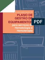 Elaboracao Plano Gestao Equipamentos Servicos Hematologia Hemoterapia