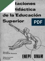 Aportaciones a La Didactica - Capitulos i a Vi