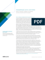 Vmware Modernize Data Centers Solution Overview