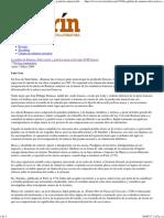 Revista Clarín » La Gallina de Rameau. Sobre Teoría y Práctica Musical Del Siglo XVIII Francés