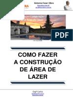 Como Fazer Construção de Área de Lazer