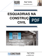 Esquadrias Na Construção Civil
