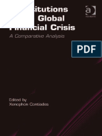 Constitutions in the Global Financial Crisis