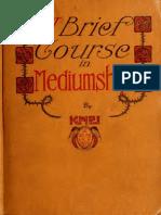 KHEI - Brief Course in Mediumship