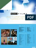 Bbcfilms Brochure