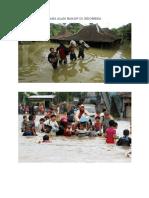 Korban Bencana Alam Di Indonesia