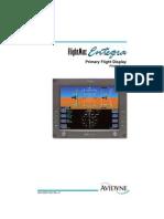 Cirrus PFD Pilots Guide