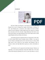 Biografi Amir Hamzah Dan Asrul Sani