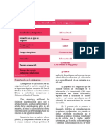Bloque I Guía Docente Informática 2017