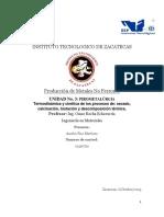 Condiciones de Equilibrio Para Separación, Destilación y Refinación.