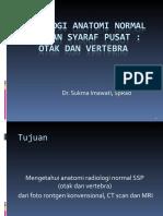 Anatomi Radiologi Normal SSP