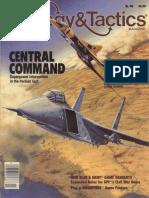 [wargame-simulation]SPI - Strategy & Tactics 098 - Central Command.pdf