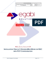Installation DOC for Oracle E-Business Suite _v12