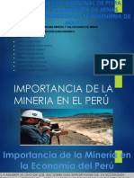 Exposicion de Economia Minera 5