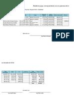 Planilla de Pago Proyecto Draxlmaier