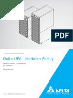 Manual UPS NH Plus 20 120kVA en Us