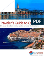 Travelers Guide to Croatia eBook