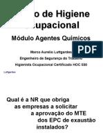 APOSTILA DO CURSO DE AGENTES QUÍMICOS E BIOLÓGICOS.ppt