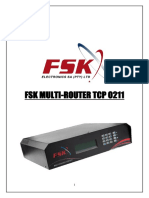 Consola Fsk Router 0211 Write-up