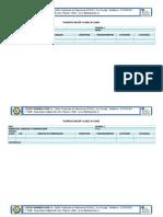 Formato Planificación Clase a Clase