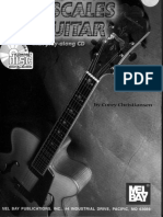 JAZZ SCALES FOR GUITAR from Becool.pdf
