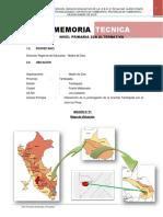 Memoria Tecnica-Alipio Ponce Primaria 2da Alter