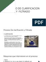 Proceso Clarificado procesos Industriales