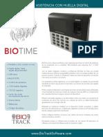 Bt-btime Espanol Brochure