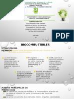 Exposición de Agronegocios Biocombustible