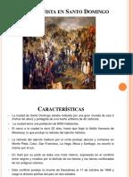 La Reconquista en Santo Domingo