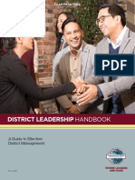 222 District Leadership Handbook