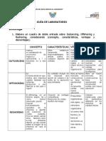 Práctica de Laboratorio Hidalgo y Grozo