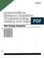 VR6 Manual- RENR2480-03