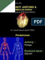 Penyakit Jantung & Pembuluh Darah 2016