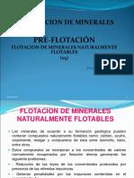 Preflotacion y Diseño de Acondicionamiento y Flotacion - II.modificado