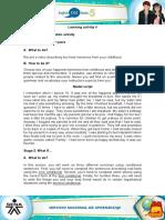 Evidence Consolidation Activity 5 sena