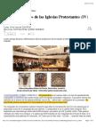 «El Pantocrátor» de las Iglesias Protestantes (IV)