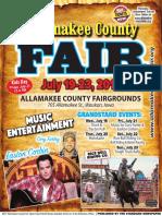 Allamakee Co. Fair Tab 2017