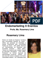 Endomarketing X Eventos