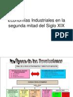 Economías Industriales en La Segunda Mitad Del Siglo